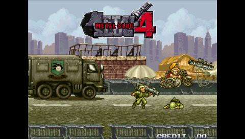 Metal Slug Anthology - 04384