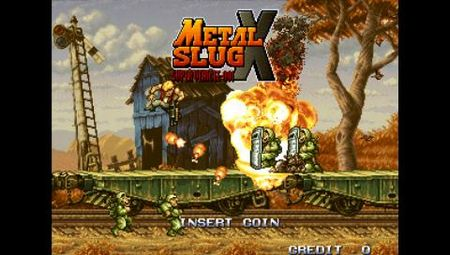 Metal Slug Anthology - 04387