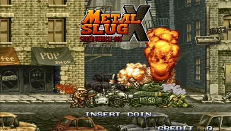 Metal Slug Anthology - 04388
