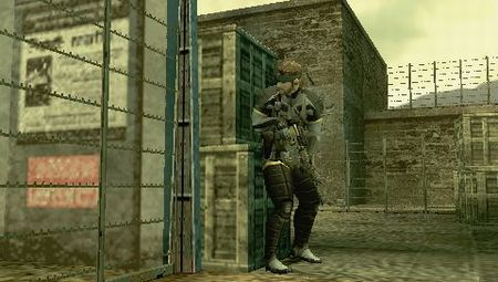 Metal Gear Solid Portable Ops - 05721