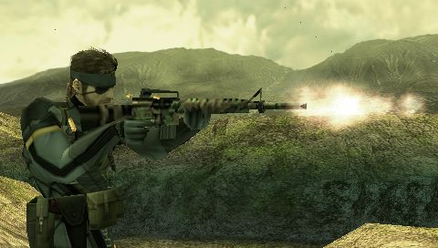 Metal Gear Solid Portable Ops - 05722