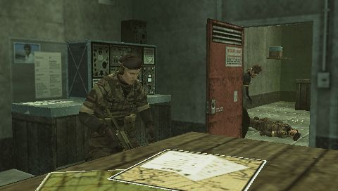 Metal Gear Solid Portable Ops - 05724