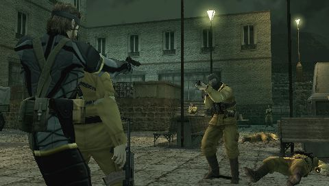 Metal Gear Solid Portable Ops - 05725