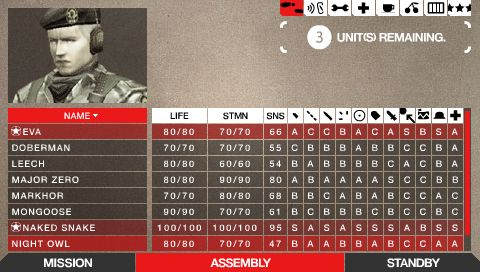 Metal Gear Solid Portable Ops - 05726