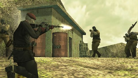 Metal Gear Solid Portable Ops - 05730