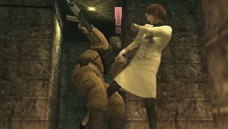 Metal Gear Solid Portable Ops - 05731