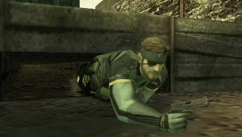 Metal Gear Solid Portable Ops - 05732