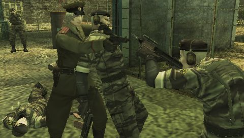 Metal Gear Solid Portable Ops - 05733