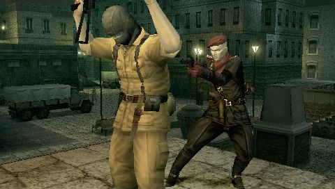 Metal Gear Solid Portable Ops - 05734
