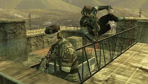 Metal Gear Solid Portable Ops - 05735