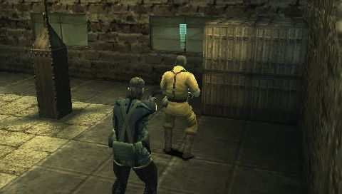 Metal Gear Solid Portable Ops - 05737