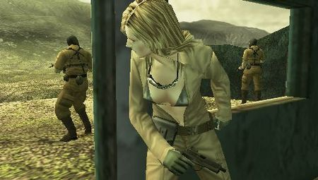 Metal Gear Solid Portable Ops - 05738