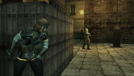 Metal Gear Solid Portable Ops - 05739
