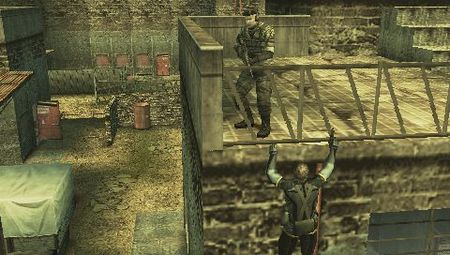 Metal Gear Solid Portable Ops - 05740