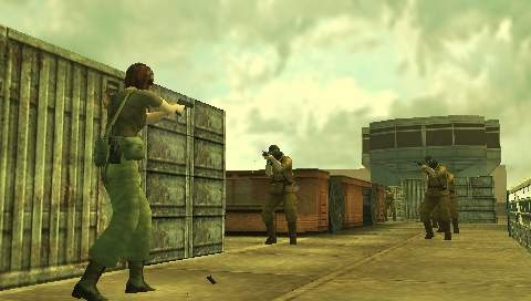 Metal Gear Solid Portable Ops - 05709