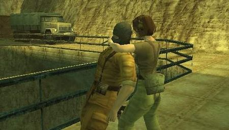 Metal Gear Solid Portable Ops - 05710