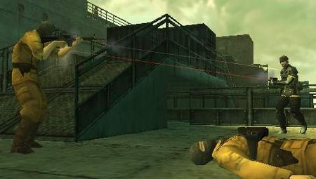 Metal Gear Solid Portable Ops - 05711