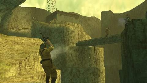 Metal Gear Solid Portable Ops - 05712
