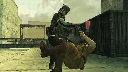 Metal Gear Solid Portable Ops - 05713
