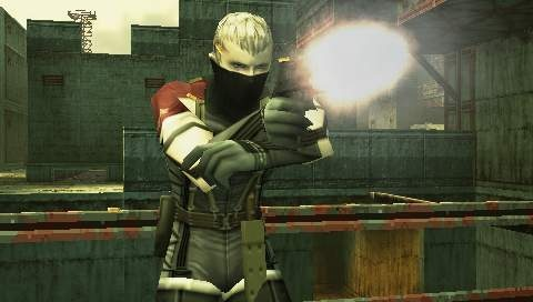 Metal Gear Solid Portable Ops - 05714