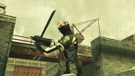 Metal Gear Solid Portable Ops - 05715