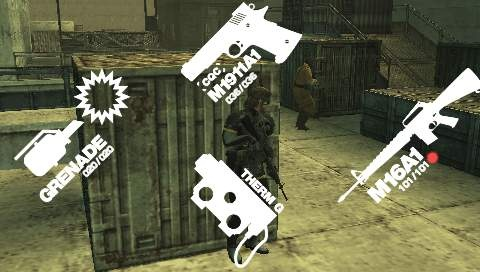 Metal Gear Solid Portable Ops - 05716