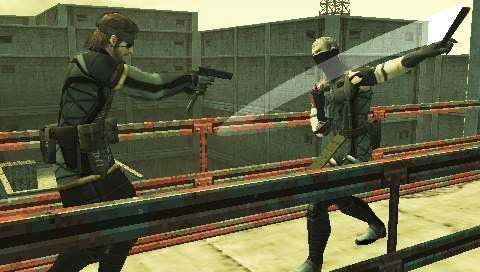 Metal Gear Solid Portable Ops - 05717