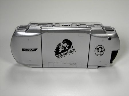 Metal Gear Solid PSP Case - 05653