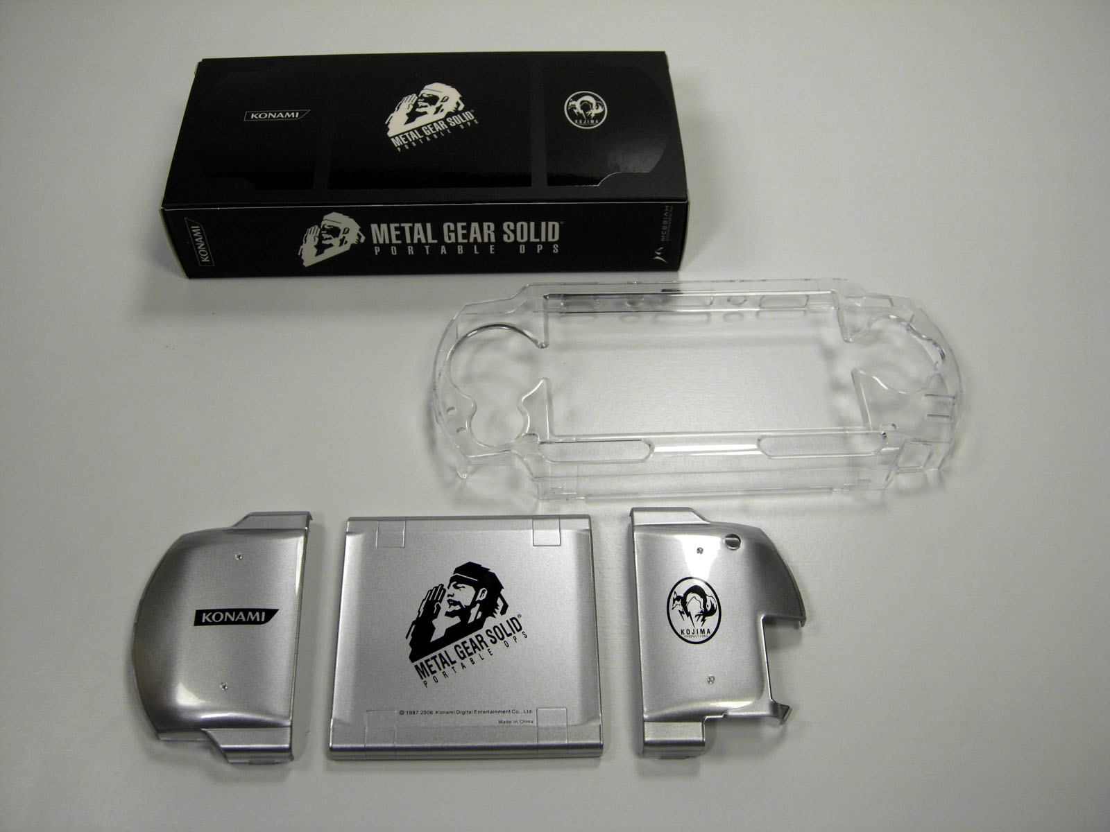 Metal Gear Solid PSP Case - 05657