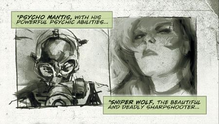 Metal Gear Solid: Digital Graphic Novel - 04810