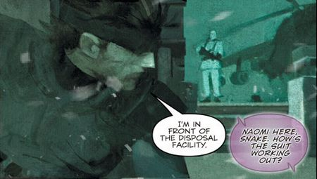 Metal Gear Solid: Digital Graphic Novel - 04811