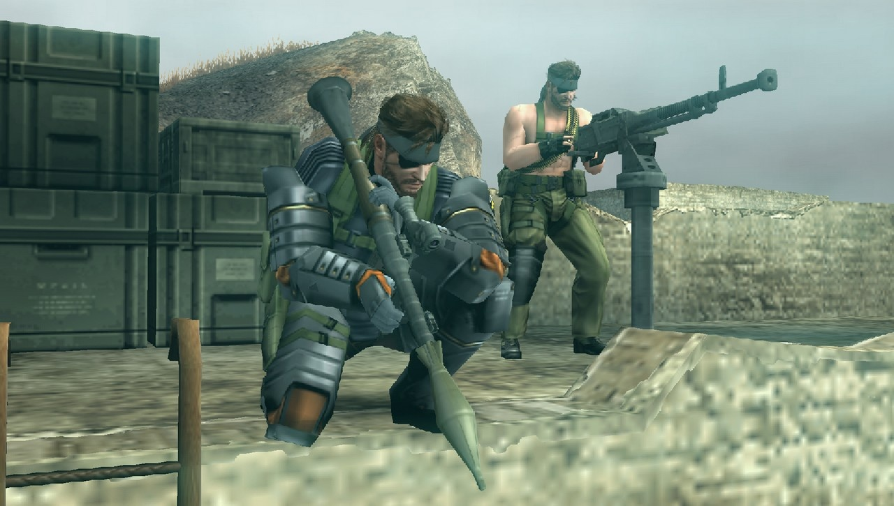 Metal Gear Solid: Peace Walker - 11559