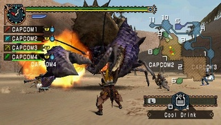 Monster Hunter Freedom Unite - 11006
