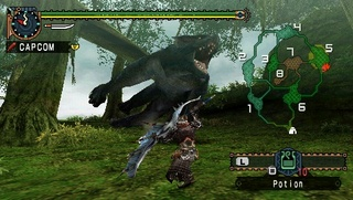 Monster Hunter Freedom Unite - 11007