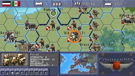 Military History: Commander: Europe at War - 11478