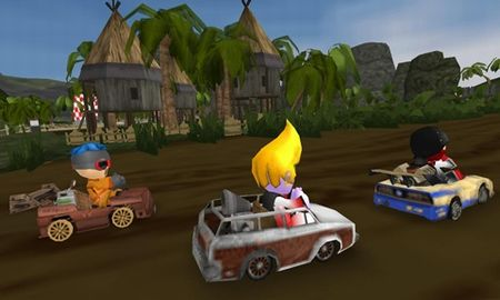 ModNation Racers PSP - 11980