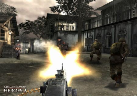 Medal of Honor: Heroes 2 - 09611