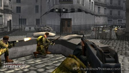 Medal of Honor: Heroes 2 - 09593