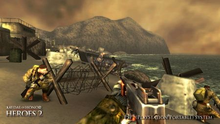Medal of Honor: Heroes 2 - 09594