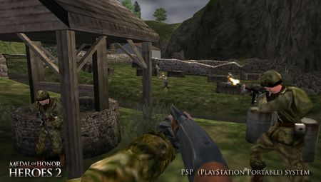 Medal of Honor: Heroes 2 - 09590