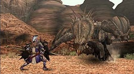 Monster Hunter Portable - 01637