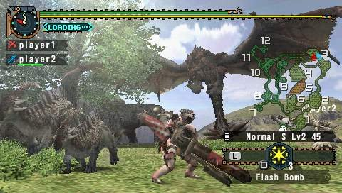 Monster Hunter Freedom 2 - 08248