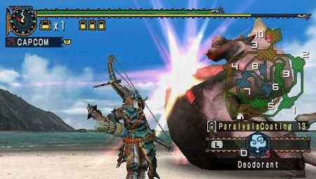 Monster Hunter Freedom 2 - 08253