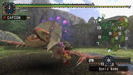Monster Hunter Freedom 2 - 08254
