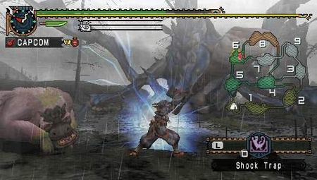Monster Hunter Freedom 2 - 08260