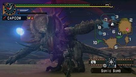 Monster Hunter Freedom 2 - 08263