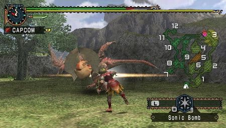 Monster Hunter Freedom 2 - 08234