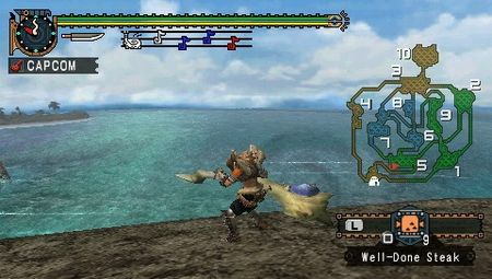 Monster Hunter Freedom 2 - 08239