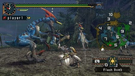 Monster Hunter Freedom 2 - 08240