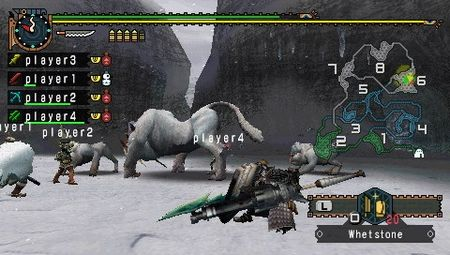 Monster Hunter Freedom 2 - 08241